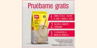 Prueba gratis Mix B - Mix Pan de Schär