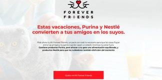 Llévate gratis un Kit Forever Friends de Purina