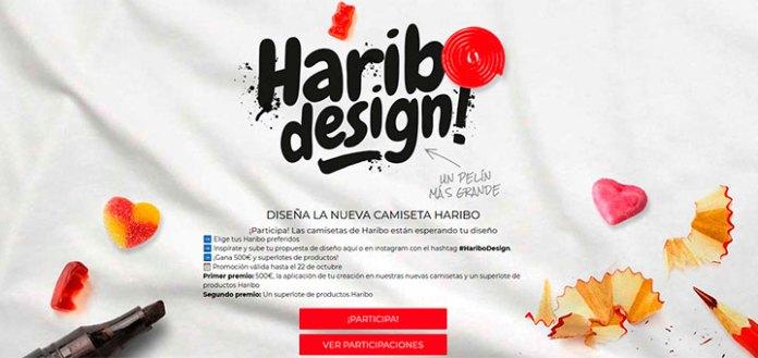 Gana 500 euros y superlotes de productos Haribo