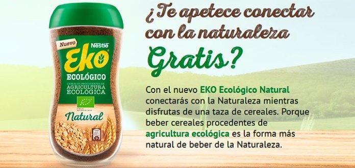 Prueba gratis el nuevo Eko Ecológico Natural