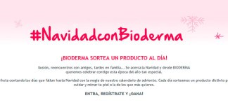 Calendario de adviento Bioderma 2018