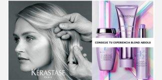 Consigue una experiencia Blond Absolu con Kérastase Privée