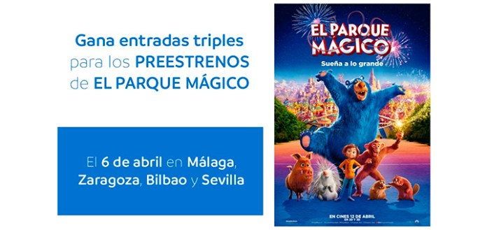 Gana entradas triples para El Parque Mágico con Mayoral