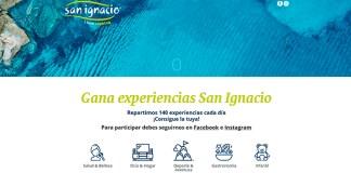 Gana experiencias San Ignacio