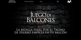 Movistar regala banderas de Juego de Tronos