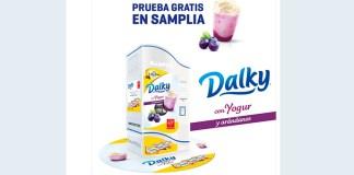 Prueba gratis Dalky con Samplia