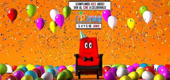 Sortean 150 entradas para disfrutar de la Fiesta del Cine