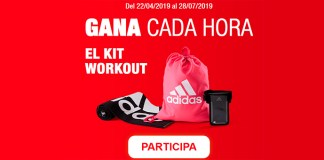 Gana el kit Workout con Special K