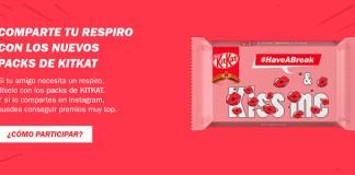 Gana premios cada día con KitKat