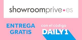 Chollo: Sólo hoy envío gratis en Showroomprivé