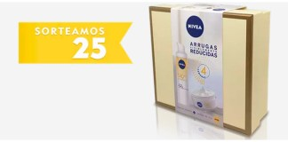 Sortean 25 packs de Cuidado Nivea Q10 Power