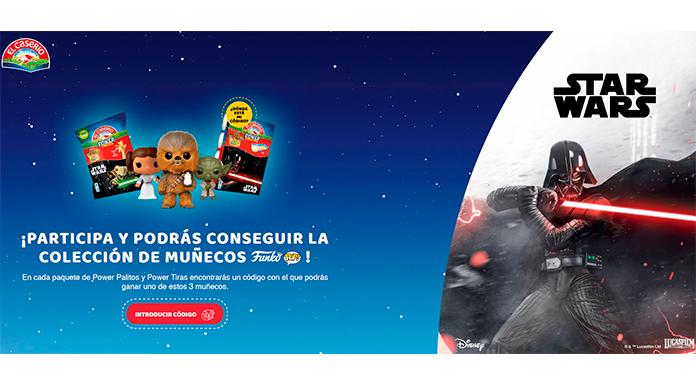 Consigue la colección de muñecos Funko con El Caserío