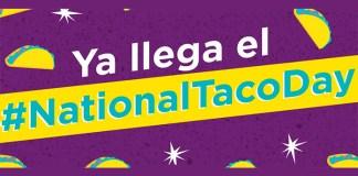 Tacos gratis en Taco Bell