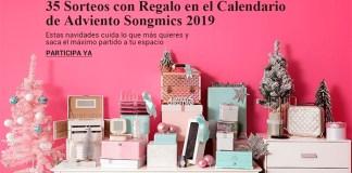 Calendario de adviento Songmics 2019 lleno de regalos