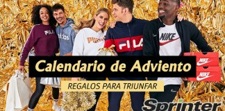Calendario de Adviento Sprinter 2019