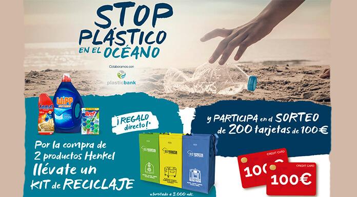 Llévate sin sorteos un kit de reciclaje con Tu Casa Club