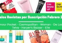 Regalos de las revistas por suscripción en Febrero de 2020
