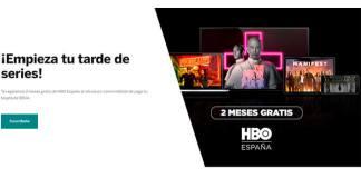 2 meses gratis de HBO España con BBVA