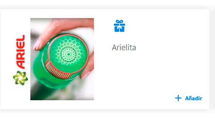 Llévate gratis una Arielita con Próxima a ti