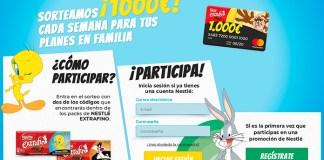 Nestlé Extrafino sortea 1.000 euros cada semana