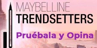 Prueba gratis el nuevo Eyeliner líquido Hypereasy de Maybelline