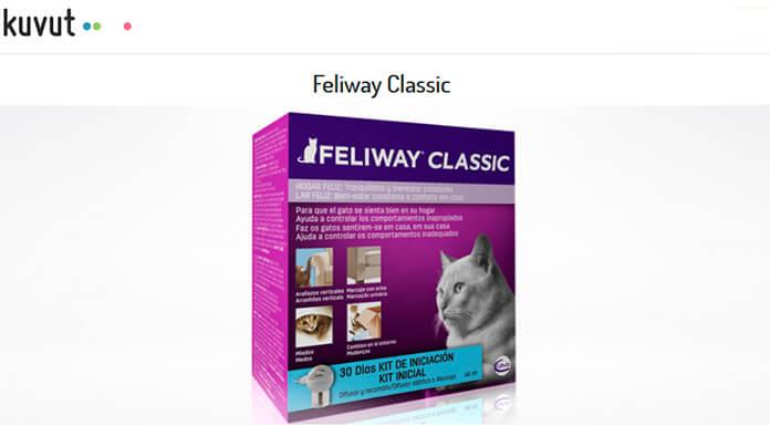 Prueba gratis Feliway Classic