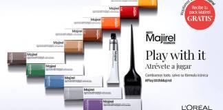 Regalan 1.000 kits Majirel de L'Oréal Professionel