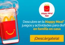 Juegos y actividades en familia gratis con McDonald's