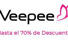 Hasta el 70% de descuento en primeras marcas gracias a Veepee