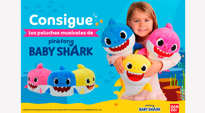 Consigue peluches musicales con Mayoral