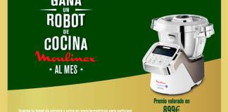 Gana un robot de cocina Moulinex con Farmatint