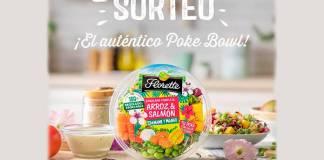 Sortean 5 packs de productos Florette