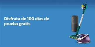 Disfruta de 100 días de prueba gratis Philips