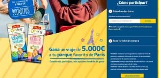 Gana un viaje a París de 5.000 euros con Argal