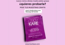 Muestras gratis de crema LluchKare