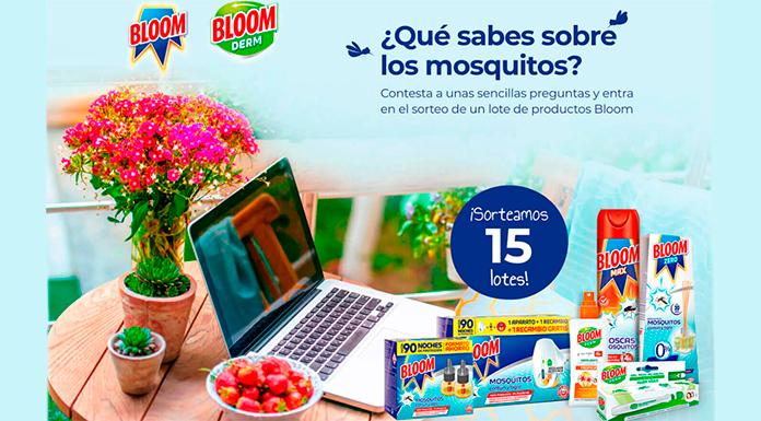 Sorteo de 15 lotes de productos Bloom en Tu Casa Club