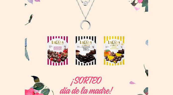Sorteo Día de la Madre de Chocolates Lacasa