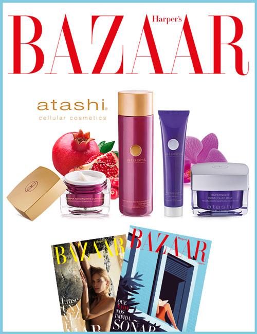 Regalos revista Harper's Bazaar suscripción mayo 2020