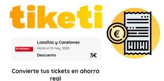 3€ de descuento en La Cocinera con Tiketi