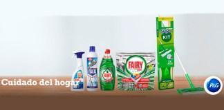 Buscan 2.500 testadores de productos de limpieza para el hogar