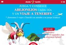 Consigue Abejonejos y un viaje a Tenerife