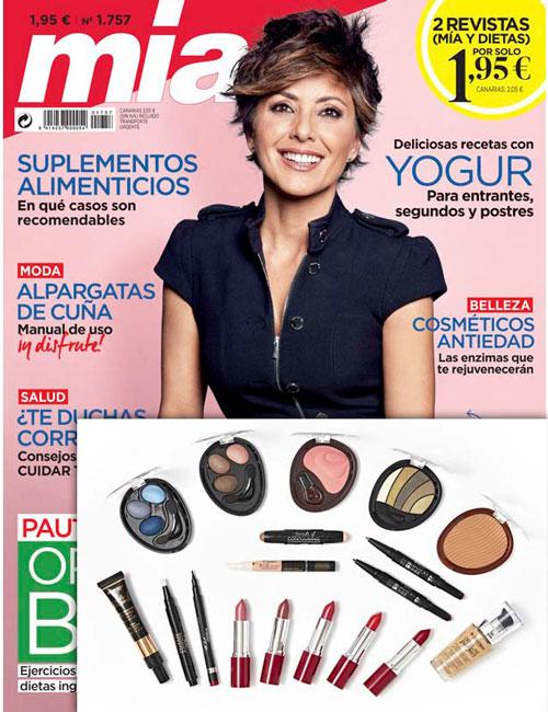 Regalos Revista Mia Suscripción Julio 2020