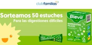Club Familias sortea Blevit Barriguitas felices