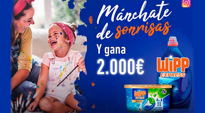 Gana 2.000 euros con Wipp Express