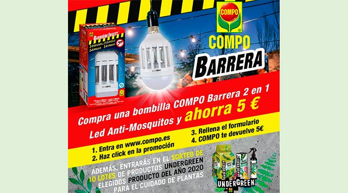 Reembolso de Bombilla Compo Barrera