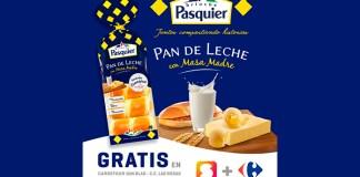 Muestras gratis de pan de leche de Brioche Pasquier