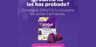Muestras gratis de ZzzQuil