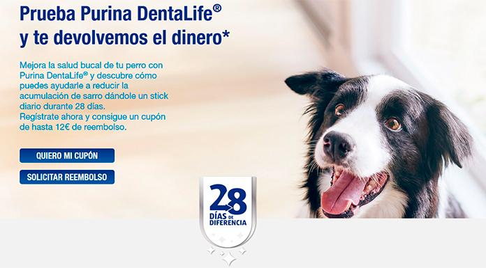 Prueba gratis Purina DentaLife