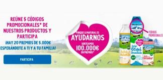 Central Lechera Asturiana sortea 100.000 € en premios