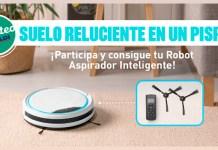Consigue un Robot Aspirador Inteligente con Aldi